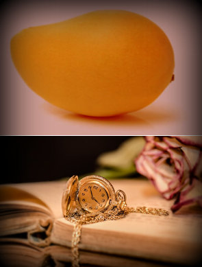 El mango de oro y el tiempo