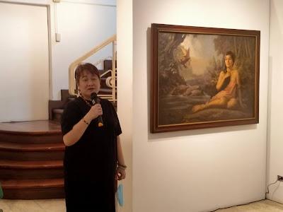 M Gallery Exhibit