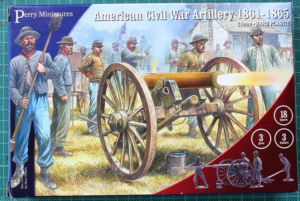 Battle Brush Studios: Review: Perry Miniatures American