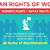 Human rights of women #infographic