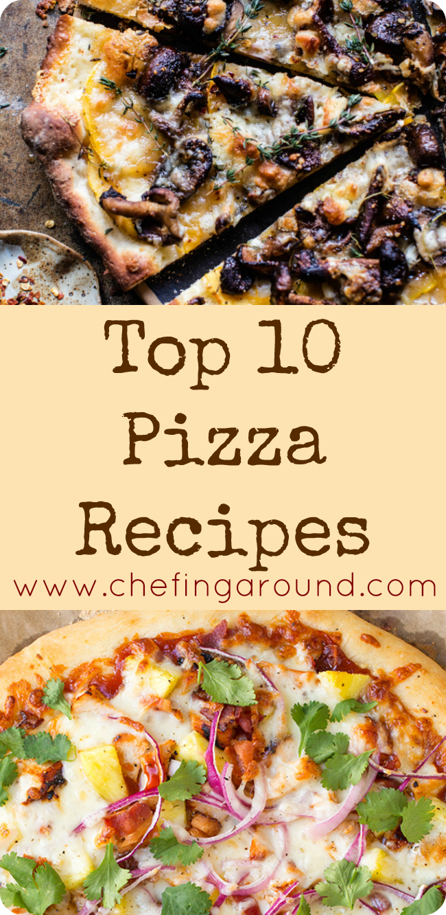 top turkey pizza recipes - photo #46