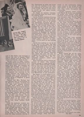 Carole Landis Thomas Wallace Article