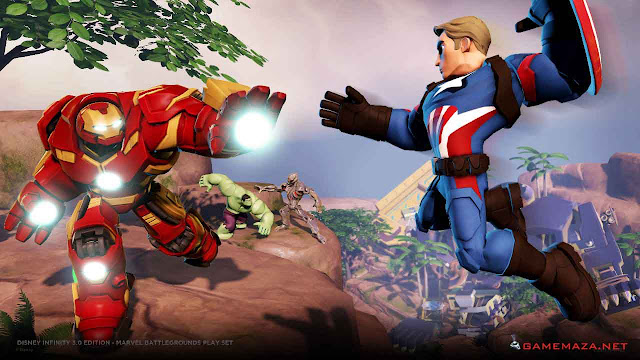 Disney Infinity 3.0 Gameplay Screenshot 1
