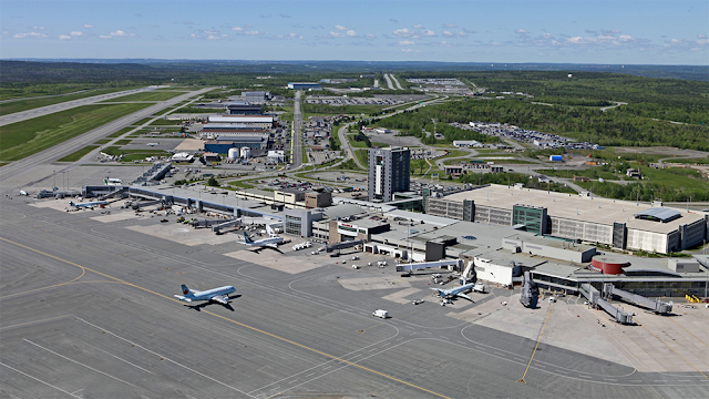 Halifax International Airport - Halifax Airport - Nova Scotia