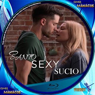 GALLETA SANTO SEXY SUCIO - DIRTY SEXY SAINT 2019[COVER BLU-RAY]
