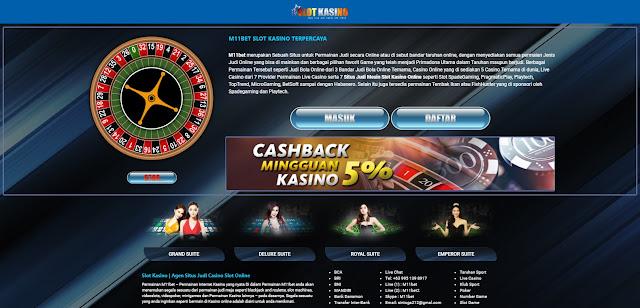 Slot Kasino | Agen Situs Judi Casino Slot Online