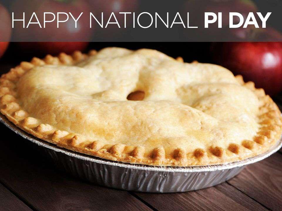 National Pi Day Wishes Beautiful Image