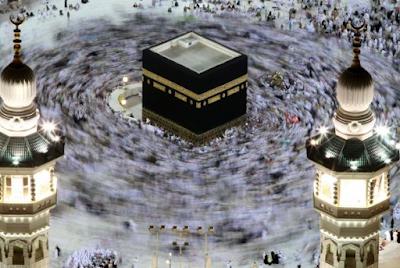 Mengapa Kita Mengelilingi Ka'bah ?