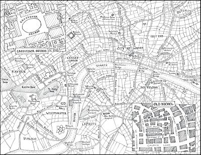 Cthulhu Dark - Londres 1851