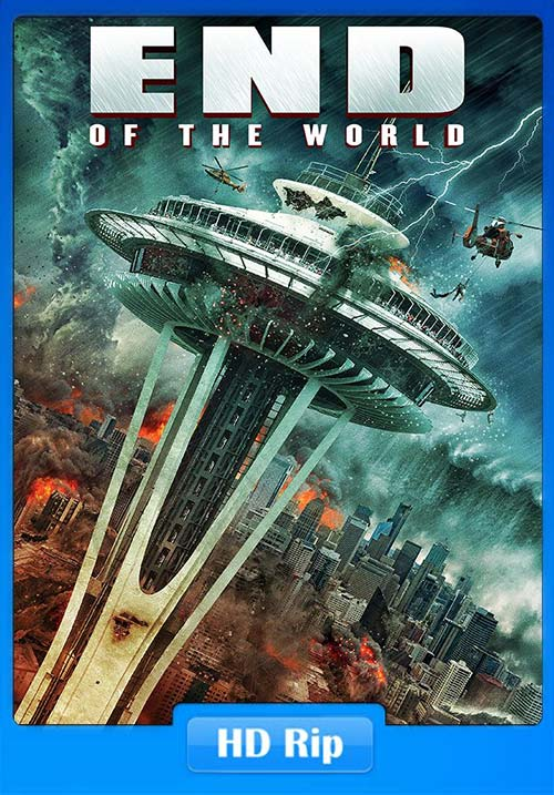 End of the World 2018 English 720p BDRip x264 | 480p 300MB | 100MB HEVC