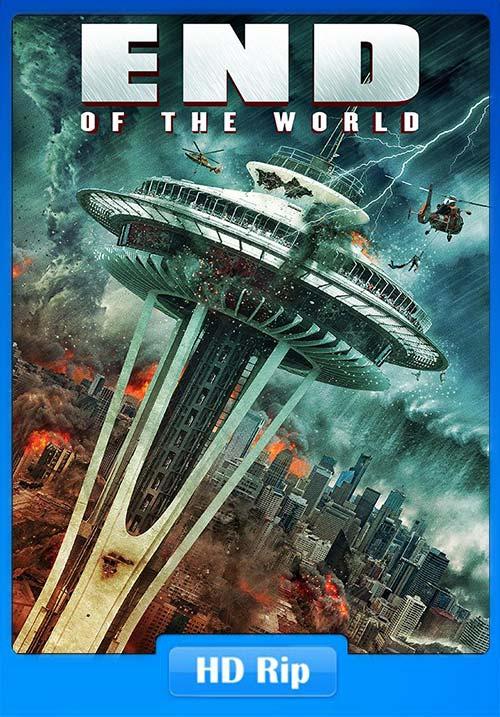 End of the World 2018 English 720p BDRip x264 | 480p 300MB | 100MB HEVC