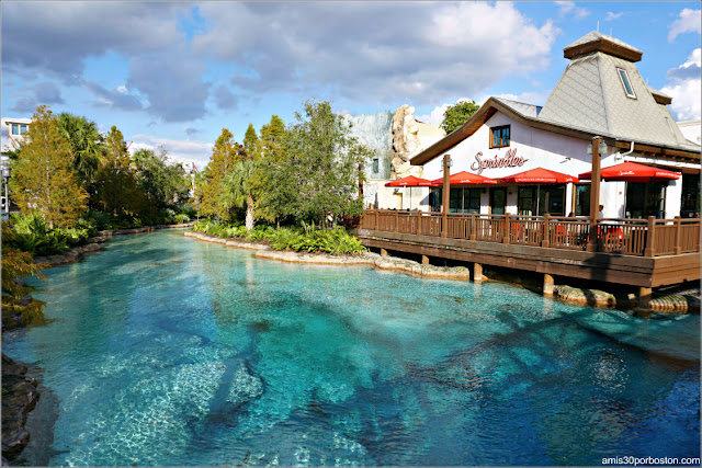 Disney Spring en Orlando, Florida