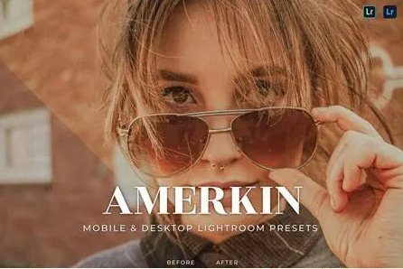 Tải Preset Lightroom Amerkin tone cam (Mobile/Desktop)