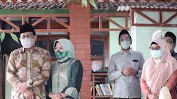 Kunjungi Rembang, Mendes PDTT Abdul Halim Iskandar Silaturahmi di Ponpes Alhamdulillah Sulang