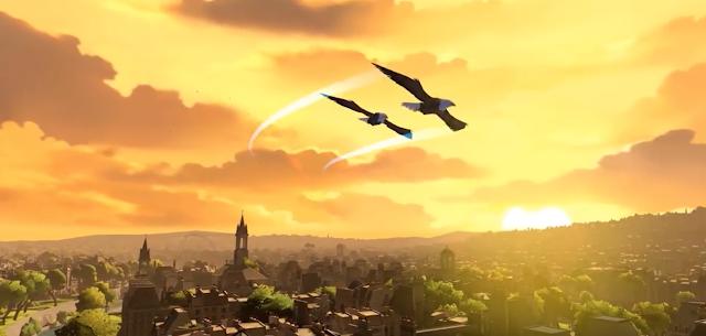 No te pierdas Eagle Flight, el primer videojuego de realidad virtual de Ubisoft