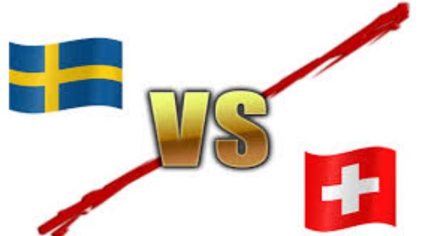 Prediksi Pertandingan Swedia Vs Swiss
