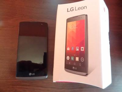 LG Leon smartphone