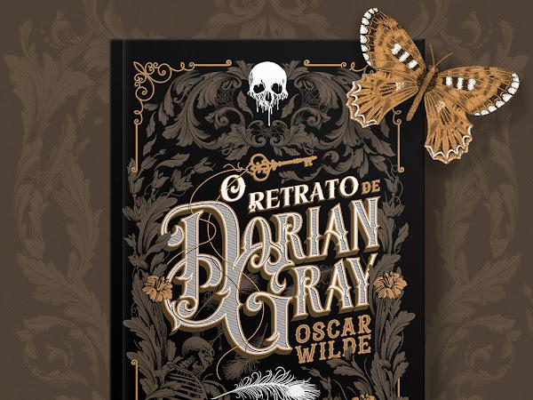 O Retrato de Dorian Gray 💀 O romance imortal de Oscar Wilde chega à DarkSide