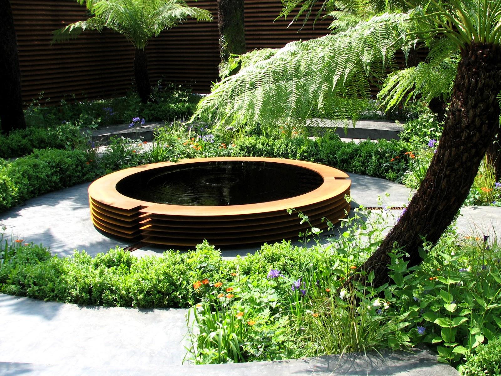Tendencias De Color Para Nuestro Jardín Iii La Línea: La Tierra Verde: Chelsea Flower Show III