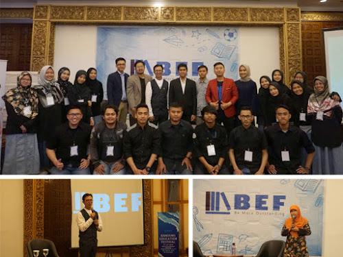 Bikin Lingkaran Yayasan Rumah Cerdas Muslim