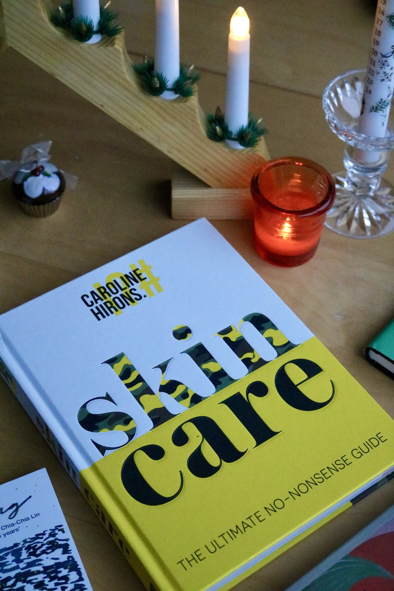 SKINCARE: THE ULTIMATE NO-NONSENSE GUIDE BY CAROLINE HIRONS BOOK