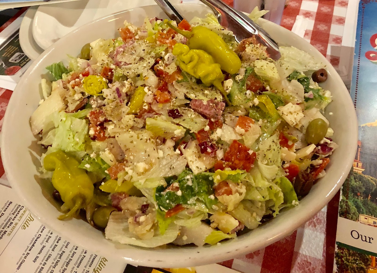 TASTE OF HAWAII: BUCA di BEPPO ITALIAN RESTAURANT