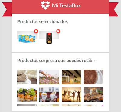 TestaBox mayo 2017: mi selección