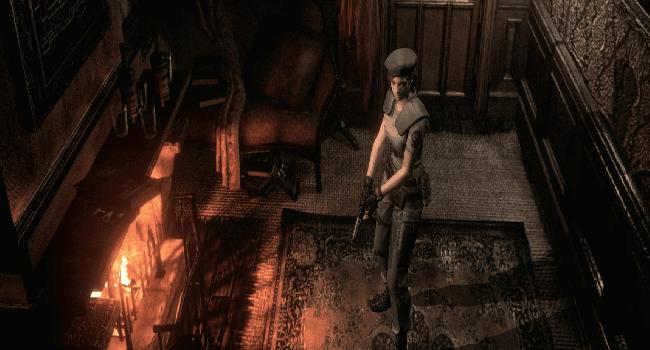 تحميل لعبة resident evil hd remaster مجانا برابط مباشر