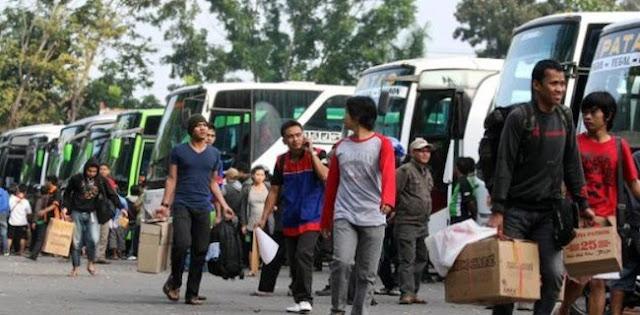 Masyarakat Bukan Mudik Atau Pulang Kampung, Tapi Sedang Mengungsi