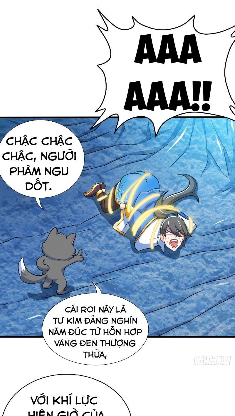 Võ Hồn Tuyệt Thế chap 18 - Trang 23