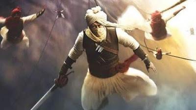 Taanaji First Look Ajay Devgn