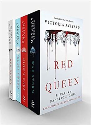 Red Queen Series by Victoria Aveyard Download
