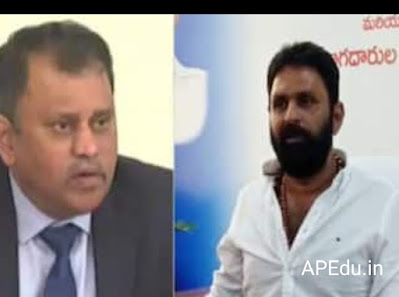 Another shock to Minister Kodali Nani Nimmagadda Ramesh Kumar .. Order to register the case