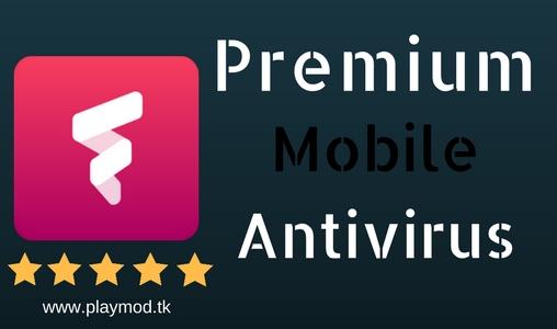 Premium Mobile Antivirus