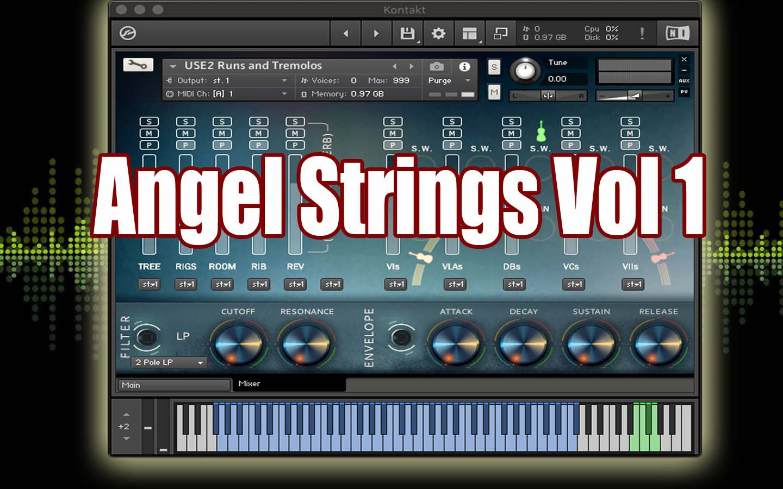 Angel Strings Vol 1