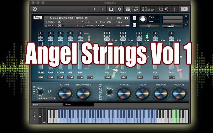 Angel Strings Vol 1 Auddict - KONTAKT