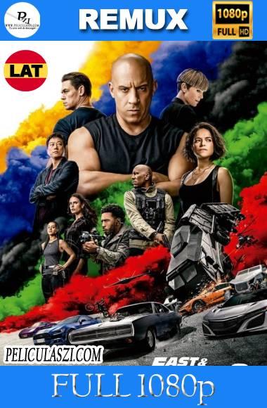 Rápidos y Furiosos 9 (2021) Full HD REMUX 1080p Dual-Latino VIP