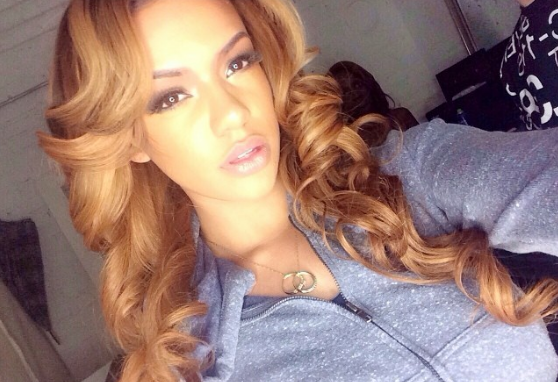 Ashley Nicole From Love And Hip Hop