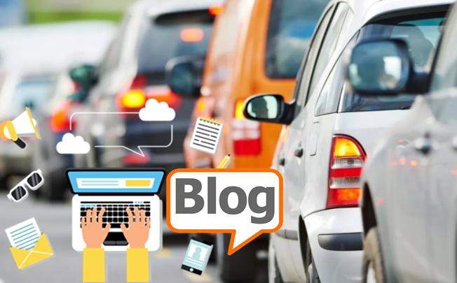 trafik blog organik