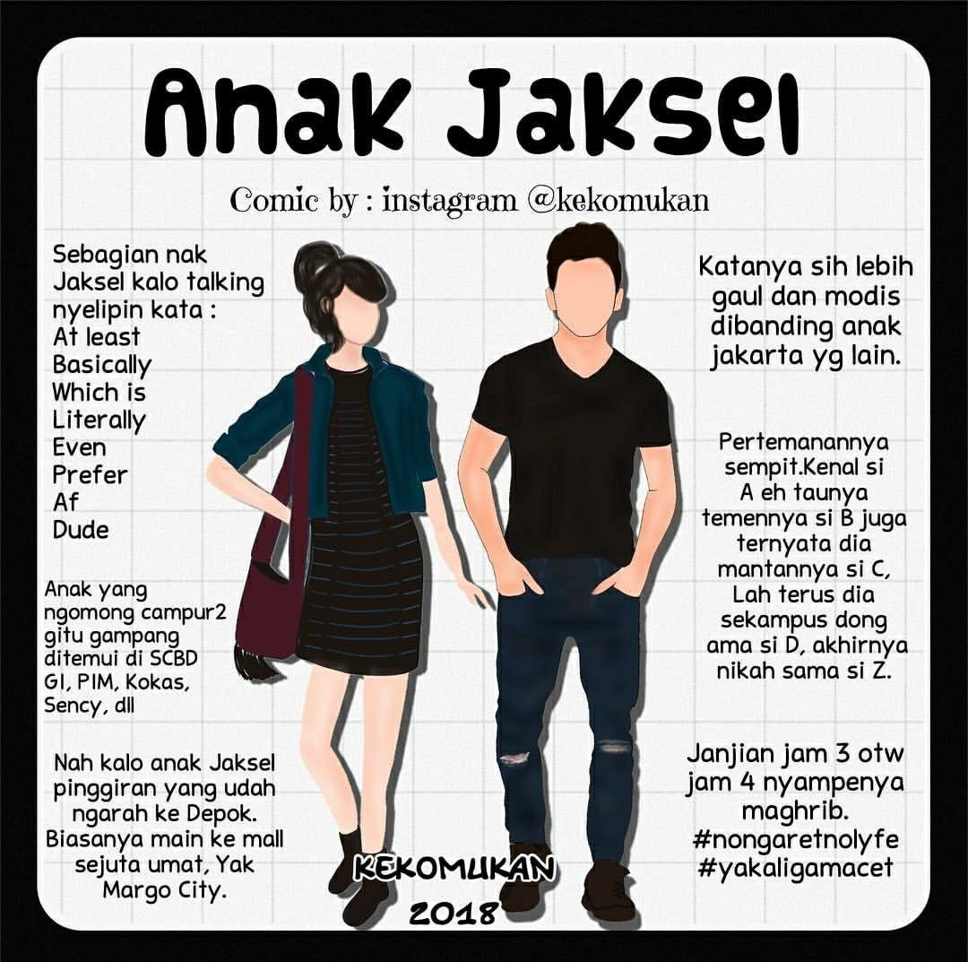 "Fenomena Bahasa Campur-Campur ala ""Anak Jaksel"" | LPM ..."