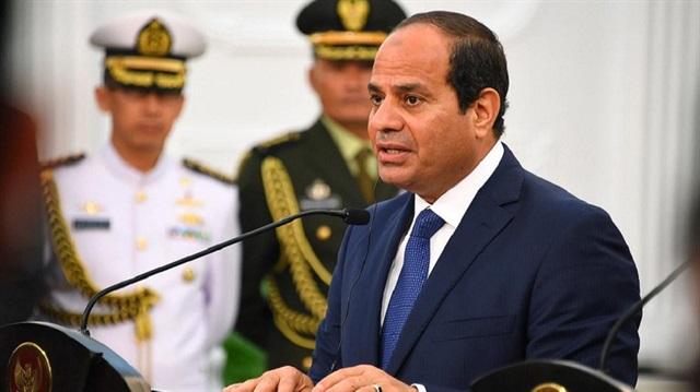 Mısır Cumhurbaşkanı Sisi Katar gibi Türkiye ye de amborgo uygulansın