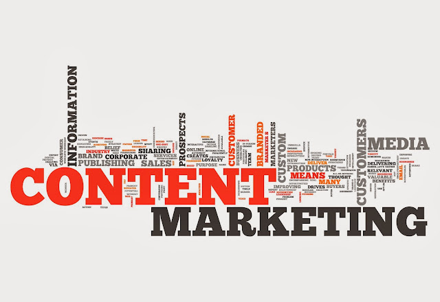 Content Marketing challenges.