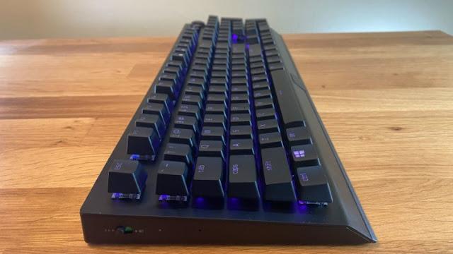 Tombol Keyboard Gaming Razer Blackwidow V3