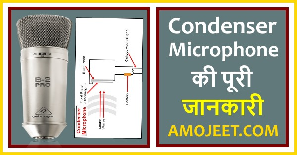 what-is-condenser-microphone-in-hindi