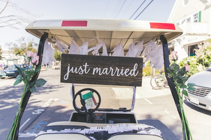 Evlendim!