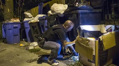 conetnedor de basura espia que ofrece una empresa britànica