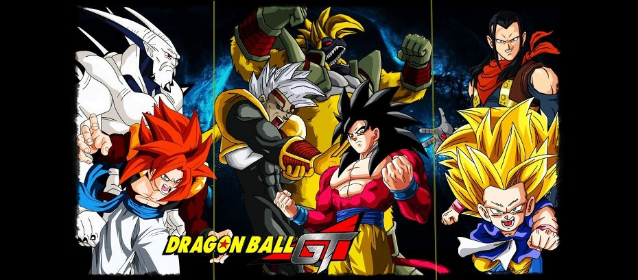 Dragon Ball GT Translated
