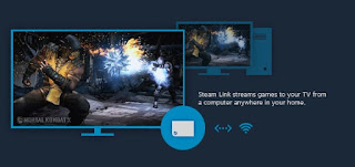 Connessione Steam Link