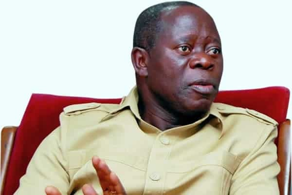 APC: Oshiomhole backs down, accepts sack by NEC