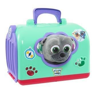 Puppy Dog pals Groom & Go carrier